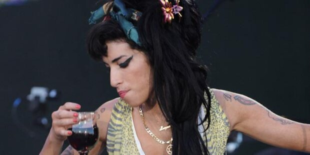 Amy Winehouse starb an Alk-Vergiftung
