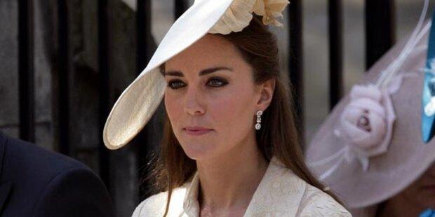 Nackte Kate darf nicht mehr gezeigt werden