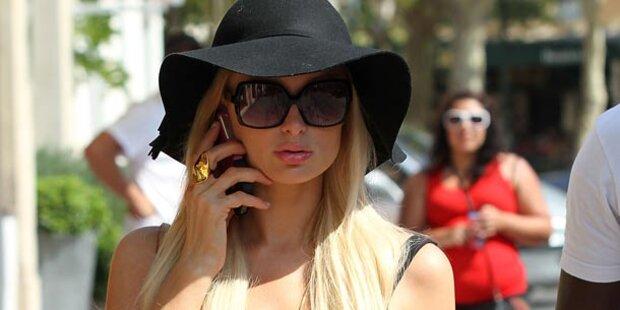 Paris Hilton: Auf 1 Flug 2 Handys verloren