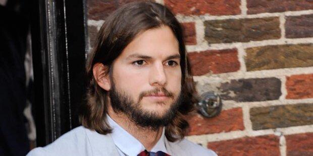 Kutcher twittert am 11.9.