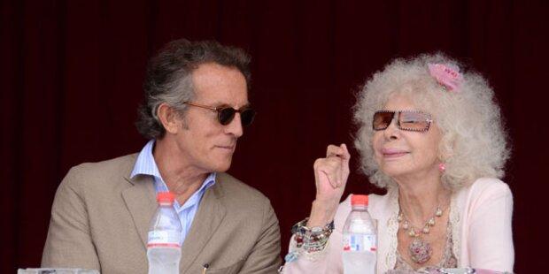 Herzogin von Alba heiratet mit 85