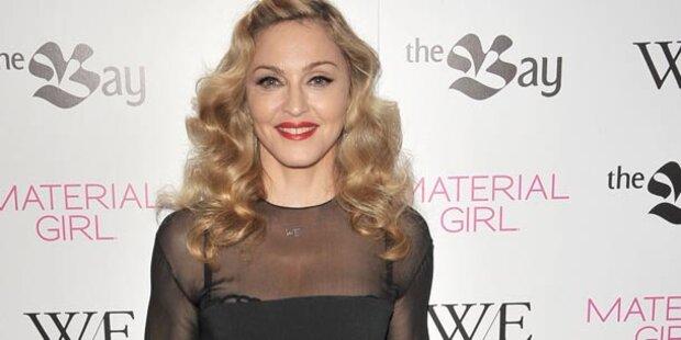 Madonna: Spaß-Video nach Blumen-Eklat