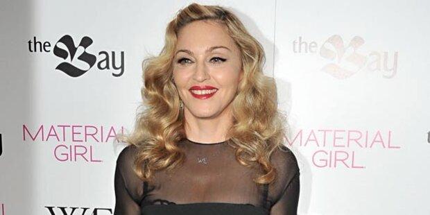 Madonna: Heiratet sie, um Guy zu ärgern?