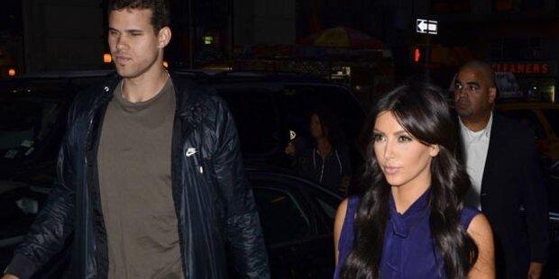 Kim Kardashian schon in der Ehekrise?