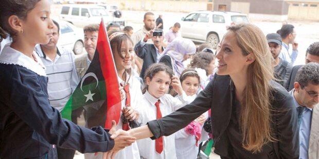 Angelina Jolie als