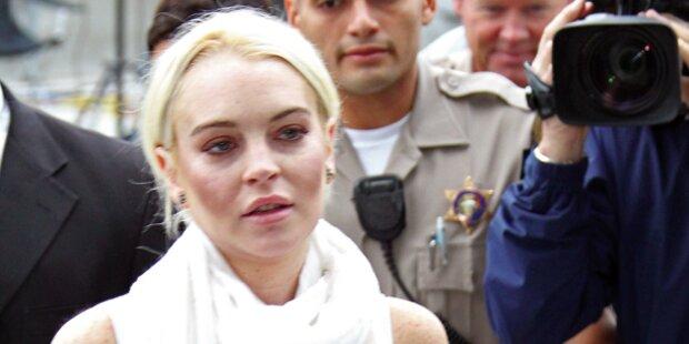 Lindsay Lohan: Wieder voll auf Drogen?
