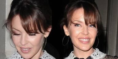 Kylie Minogue: Ihr Gesicht ist erstarrt