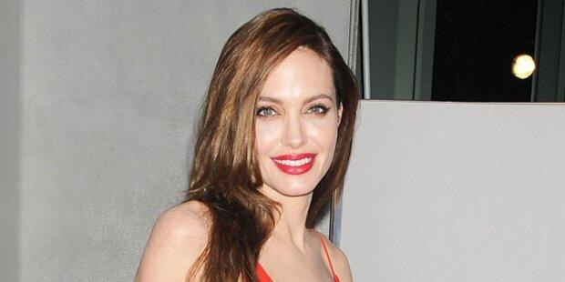 Jolie: Sie soll wieder schwanger sein!