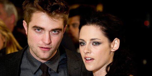 Betrügt Pattinson Freundin Kristen?