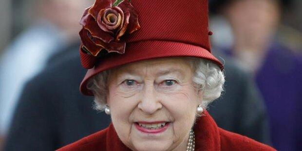Queen Elizabeth hat mehr Gäste als Betten