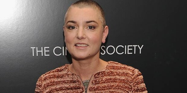 Sinead O'Connor: Selbstmord-Versuch