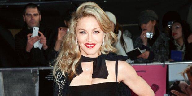 2012 wird Jahr von Madonna