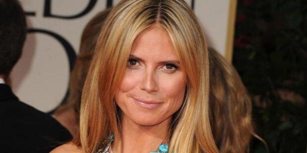 Heidi Klum trägt noch Ehering