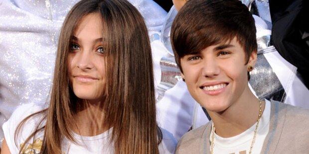 Paris Jackson ist ein Riesenfan von Bieber