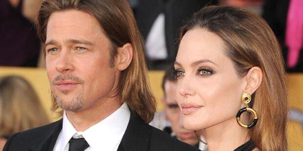 Hochzeit? Jolie steigt auf die Bremse