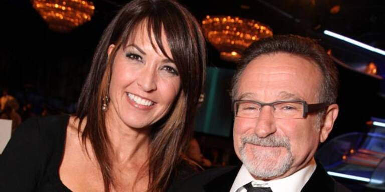 Robin Williams traute sich zum dritten Mal