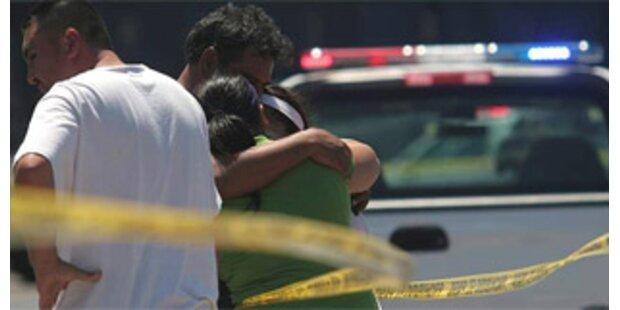 Drogen-Krieg in Mexiko fordert 13 Tote