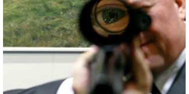 Polizei forschte Luftdruckpistolenschützen aus