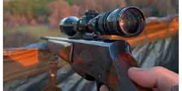 Finnland ist für Schusswaffen für Minderjährige