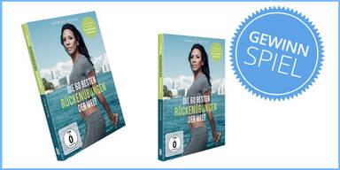 Barbara Becker Rückentraining-DVDs