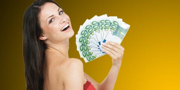 Gewinnen Sie mit Ihrem Geld 10.000 Euro