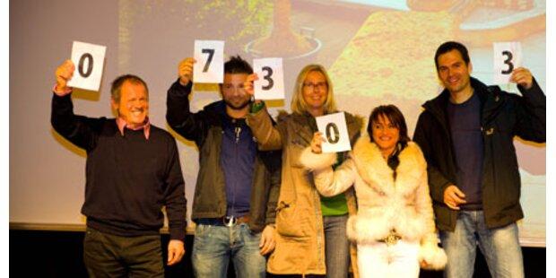 Wiener gewinnt Traum-Haus per Los