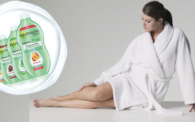 Body-Pflege von Garnier gewinnen