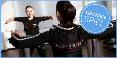 EMS-Training bei Bodystreet