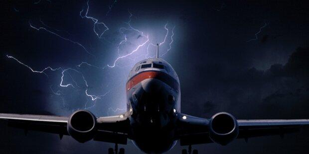 Gewitter legte Flughafen Frankfurt lahm