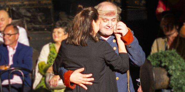 Mankers Hochzeit als Kult-Theater