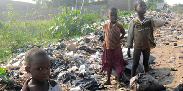Tragisches Busunglück in Ghana: 61 Tote
