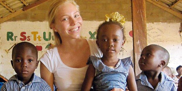 Österreich hilft Kindern in Ghana