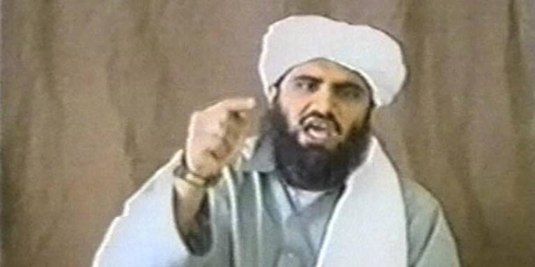 Bin Ladens Schwiegersohn vor Gericht