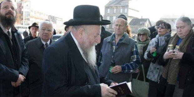 Polnische Stadt stellt Juden-Verfolgung nach