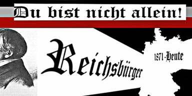 """750 """"Reichsbürger"""" terrorisieren Österreich"""