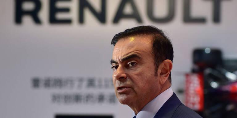 Darum sitzt der Renault-Chef in Haft