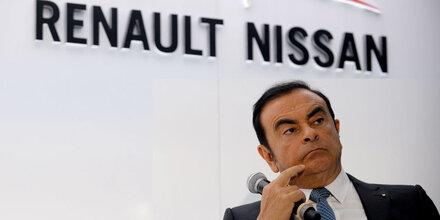 Ex-Renault-Chef Ghosn kommt frei
