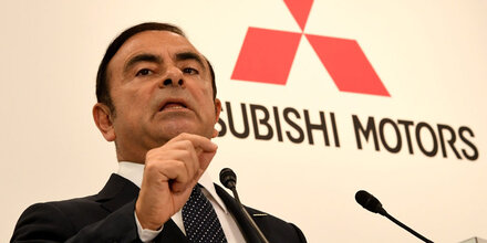Auch Mitsubishi feuert Carlos Ghosn