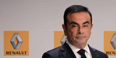 Ex-Renault-Chef Ghosn kommt auf Kaution frei