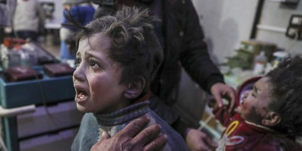Russland stellt sich gegen Waffenruhe in Syrien