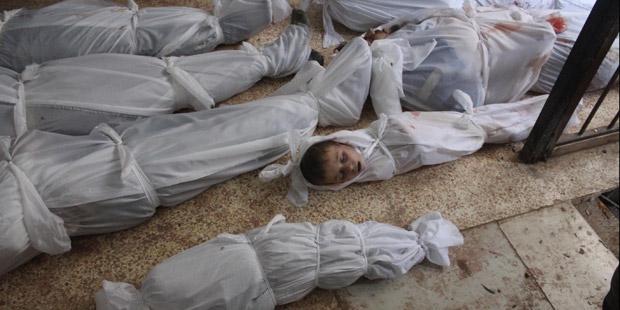 Wieder Angriffe auf Ost-Ghuta in Syrien - 13 Zivilisten sterben