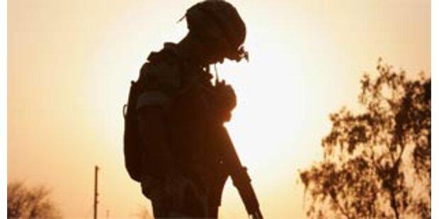 Die Soldaten hoffen jetzt auf raschen Abzug