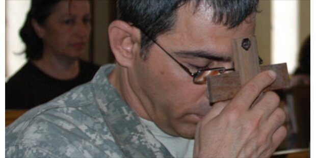 GI tötet fünf Kameraden im Irak