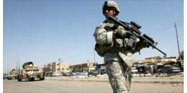 Irak-Krieg kostet 12 Milliarden Dollar monatlich