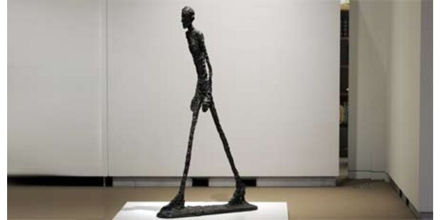 Giacometti-Skulptur bringt Rekordpreis