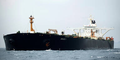 Medienbericht: Briten gaben iranischen Öltanker in Gibraltar frei