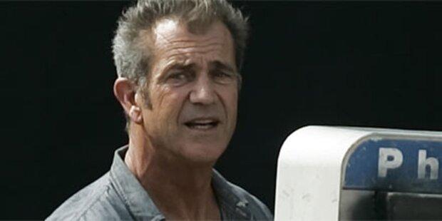 Hat Mel Gibson seine Freundin geschlagen?