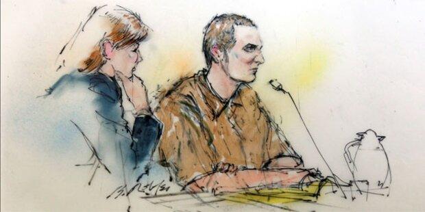 Giffords-Attentäter bekennt sich schuldig