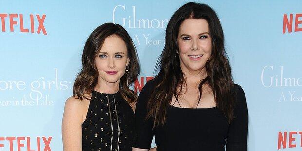 Sensation: Gilmore Girls vor TV-Comeback