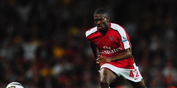 Vergewaltigungs-Skandal um Ex-Arsenal-Star